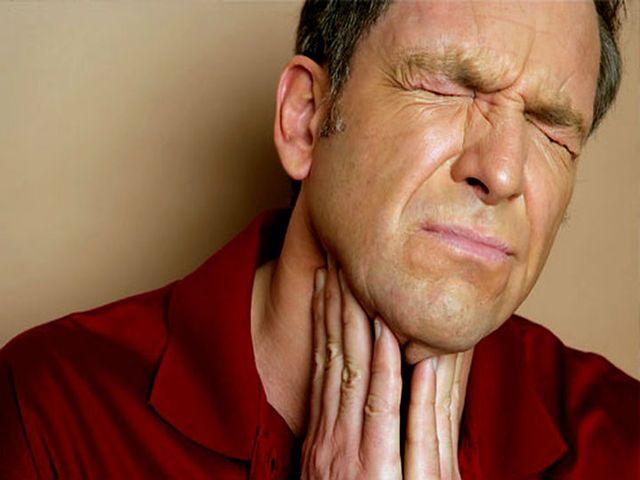 Фото признаков заболевания щитовидной железы