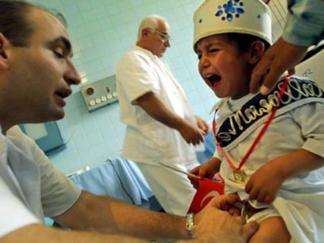 фото фимоза у ребенка