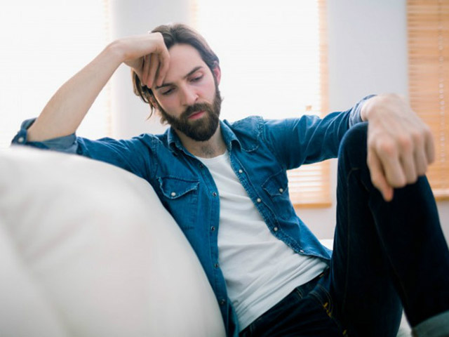 Признаки психической патологии у Мужчин