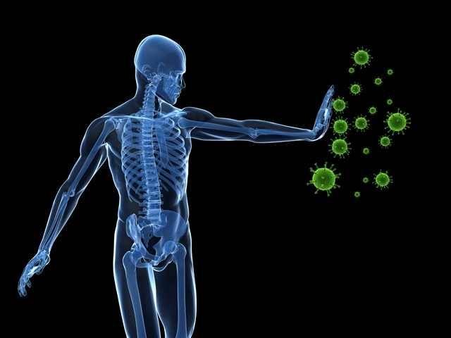 Человек и бактерии