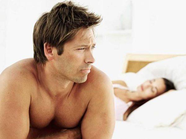 Мужская потенция после 35
