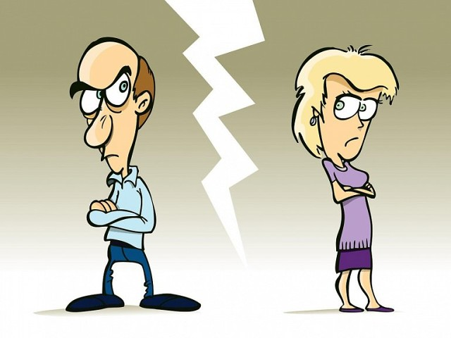 Карикатурный рисунок