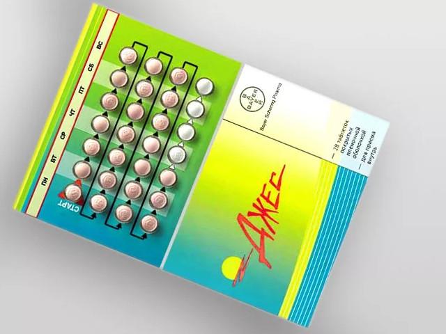 Таблетки джес инструкция по применению