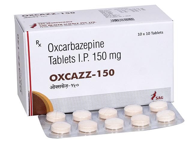 Окскарбазепином
