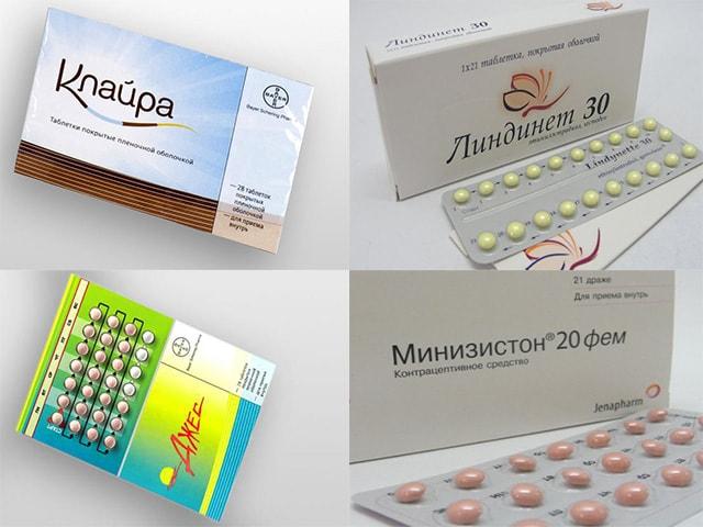 Разновидности контрацепции