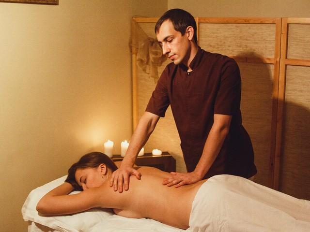 Любовный массаж