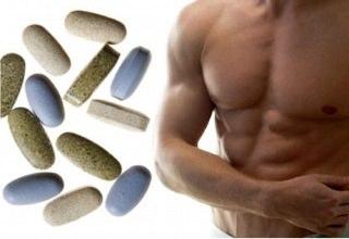 Лучшие витамины для повышения потенции
