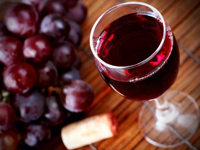 вино красное и потенция