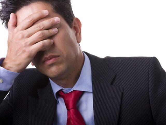 Частые головные боли и их причины у мужчин
