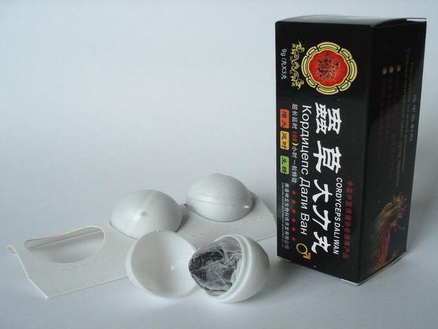 шарики для потенции из китая