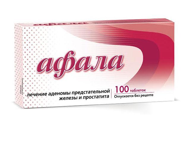 Афала и афалаза - Лечение потнеции