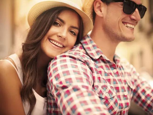 Позитивная пара