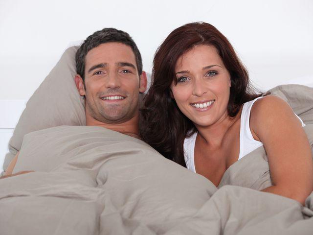 Мужчина скорпион и женщина лев в постели
