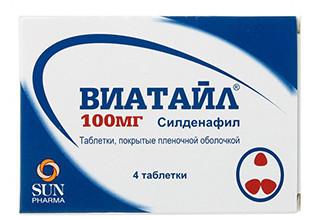 Виатайл таблетки инструкция по применению
