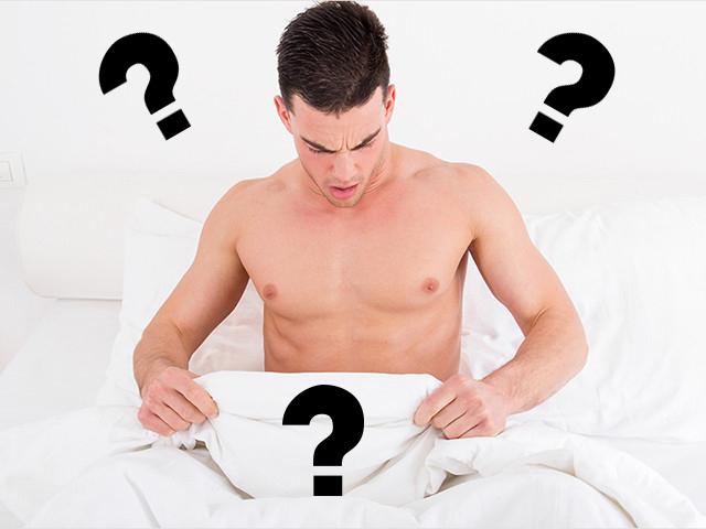 Симтом избегает секса приэрекции