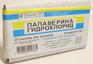Укол Папаверина в член для потенции: как сделать инъекцию
