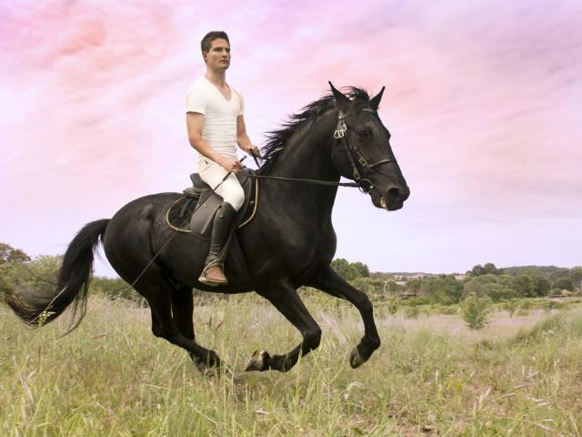 Как возбудить коня