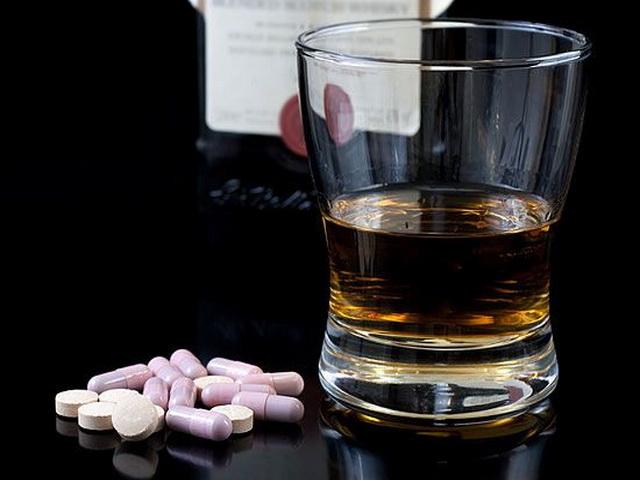 Взаимодействие лекарства с алкоголем