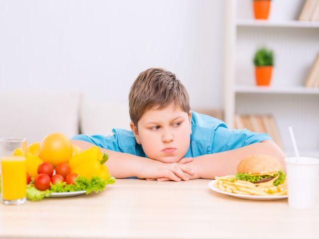 Выбор питания для ребенка