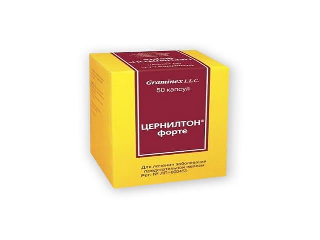 Препарат цернилтон от простатита простатит опасен для девушек