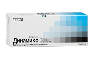 Таблетки Динамико для мужчин: что входит в их состав, как принимать и сколько действует вещество для потенции