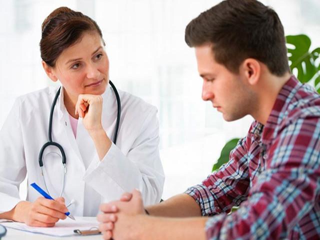 Консультация с врачом перед началом приема