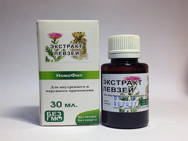Левзея сафлоровидная полезные свойства и противопоказания