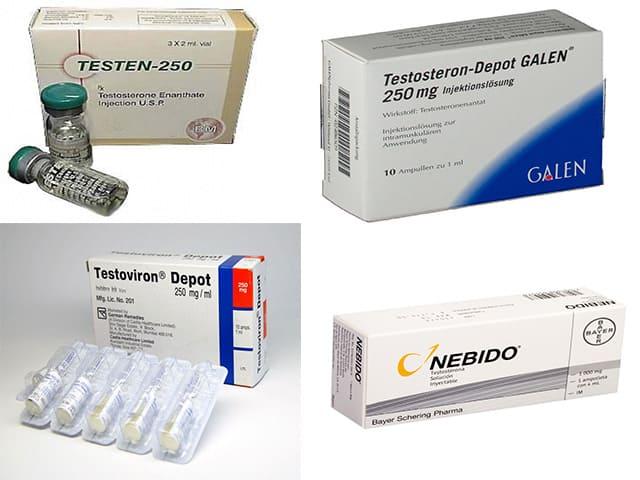 Препараты повышающие тестостерон у мужчин в аптеке: как повысить тестостерон?