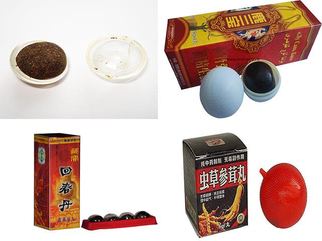 Правила применения китайских шариков для потенции