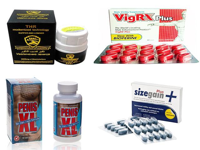 Для роста члена какие витамины нужны для