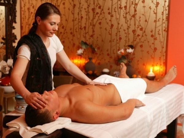 Тайский массаж женщине