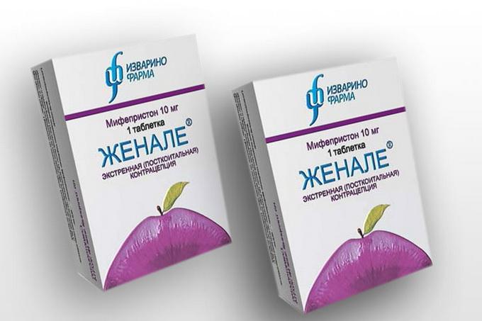 Таблетки и иные средства экстренной контрацепции