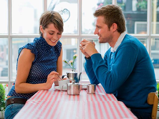 Разговор за чашкой чая